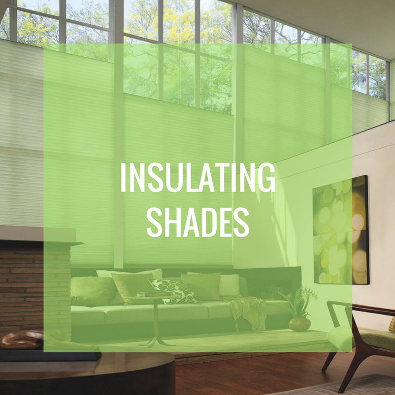 Insulating Shades graphic