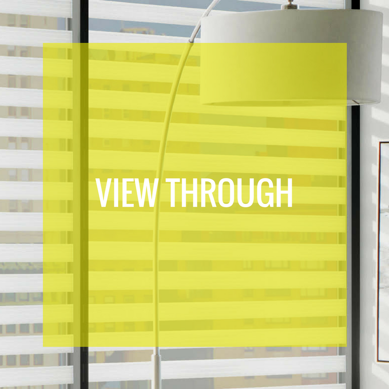 View Through Transitional Shades graphic