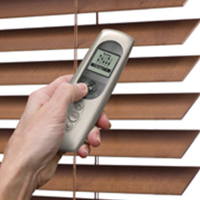 remote for motorized blinds